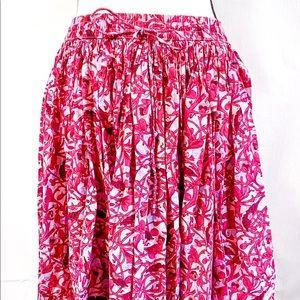 White Stag long maxi skirt